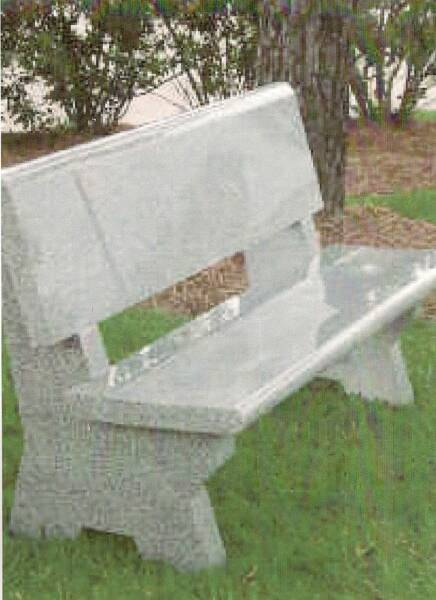 Products/Granite Benches